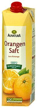 Alnatura Orangen Saft
