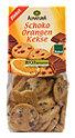 Alnatura Schoko Orangen Kekse