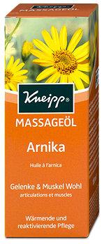 Kneipp Massageöl Gelenke & Muskelwohl Arnika