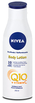 Nivea Straffende Body Lotion Q10 energy+