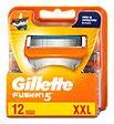 Gillette Fusion Rasierklingen Mega Vorteilspack