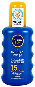 Nivea Sun Schutz & Pflege Sonnenspray LSF 15