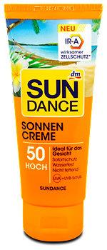 SUNDANCE Sonnencreme LSF 50