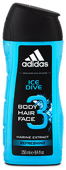 adidas 3in1 Ice Dive Duschgel