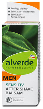 alverde MEN After Shave Balsam sensitiv