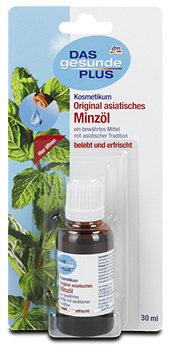 DAS gesunde PLUS Original asiatisches Minzöl