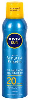 Nivea Sun Protect & Refresh Sonnenspray LSF 20