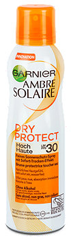 Ambre Solaire Dry Protect Feines Sonnenschutz-Spray LSF 30