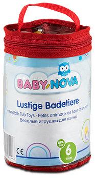 Baby-Nova Lustige Badetiere