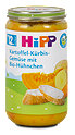 Hipp Menü Kartoffel-Kürbis-Gemüse mit Bio-Hühnchen