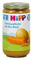 Hipp Menü Gemüseallerlei mit Bio-Rind