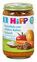 Hipp Menü Kartoffeln mit mildem Rahm-Gulasch