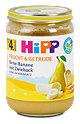 Hipp Babybrei Frucht & Getreide Birne-Banane mit Zwieback