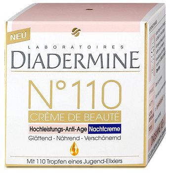 Diadermine N° 110 Hochleistungs-Anti-Age Nachtcreme