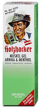 Holzhacker Muskel Gel Arnika & Menthol