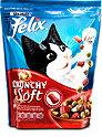 felix Crunchy & Soft Trockenfutter Rind, Huhn & Gemüsezugabe