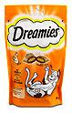 Dreamies Katzensnacks mit leckerem Huhn
