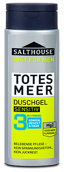 Salthouse Totes Meer 3in1 Duschgel Sensitiv