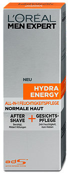 L'Oréal Men Expert All-in-1 Feuchtigkeitspflege Hydra Energy