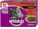 whiskas Katzenfutter Herzhaftes Ragout in Sauce