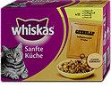 whiskas Sanfte Küche Katzenfutter gegrillt Geflügel in Gelee