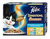 felix Sensations Saucen Katzenfutter mit Fisch