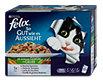 felix So gut wie es aussieht Katzenfutter Fleisch & Gemüse in Gelee