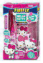 Hello Kitty Firefly Zahnpflege Geschenkset