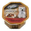 Cesar Landküche Hundefutter Rind Pasta & Karotten in Sauce
