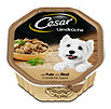 Cesar Landküche Hundefutter Pute & Rind in Sauce