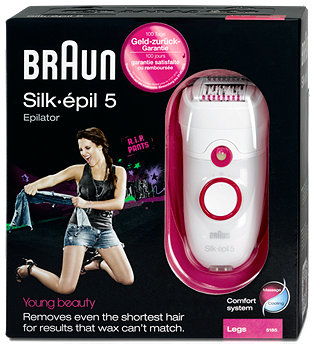 Braun Silk-épil 5 Young Beauty Epilierer