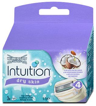 Wilkinson Sword Intuition dry skin Rasierklingen