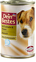 Dein Bestes Hundefutter mit Truthahn & Pansen Dose
