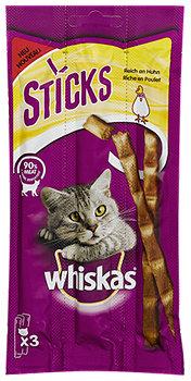 whiskas Sticks Reich an Huhn Katzensnack
