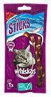 whiskas Sticks Reich an Lachs Katzensnack