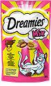 Dreamies Katzensnack mit köstlichem Käse & leckerem Rind