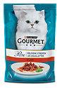 Gourmet Perle Katzenfutter mit Rind