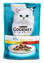 Gourmet Perle Katzenfutter Duetto di Carne mit Huhn & Rind