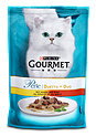 Gourmet Perle Duo Katzenfutter mit Huhn & Rind