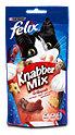 felix Knabber Mix Katzensnack Grillspaß