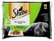 Sheba Delikatesse in Gelee Feine Vielfalt