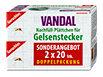 Vandal Nachfüll-Plättchen für Gelsenstecker
