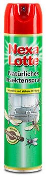 Nexa Lotte Natürliches Insektenspray