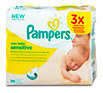 Pampers new baby Feuchttücher sensitive