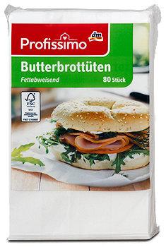 Profissimo Butterbrottüten
