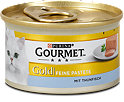 Gourmet Gold Feine Pastete Katzenfutter mit Thunfisch