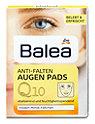 Balea Q10 Anti-Falten Augen Pads
