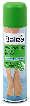Balea Fuß-Schutz Pflege Spray