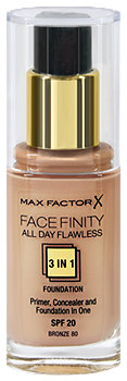 Max Factor Face Finity 3in1 Primer, Concealer & Make-Up