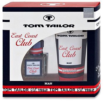 Tom Tailor East Coast Club Man Duftset Duschgel & EdT